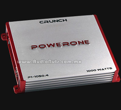 Amplificador Crunch Powerone P1-1050-4