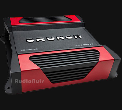 Amplificador Crunch Powerzone PZ-1020.2