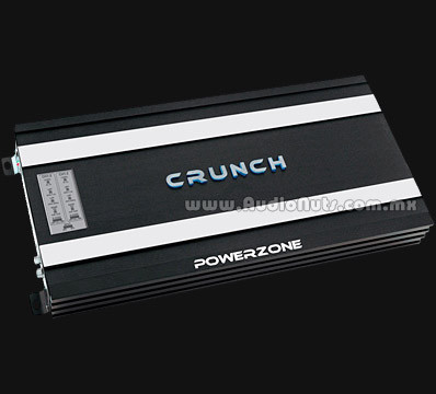 Amplificador Crunch PowerZone PZT1400.4