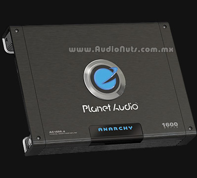 Amplificador Planet Audio Anarchy AC1600.4