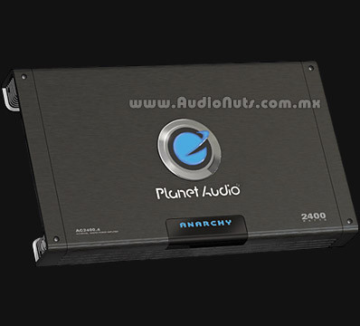Amplificador Planet Audio Anarchy AC2400.4