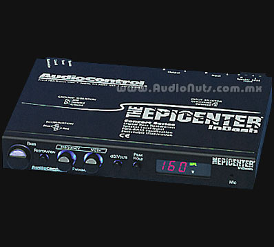 Epicentro AudioControl The Epicenter inDASH