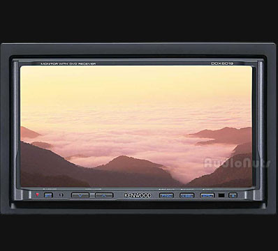 Auto Stereo DVD Kenwood DDX6019