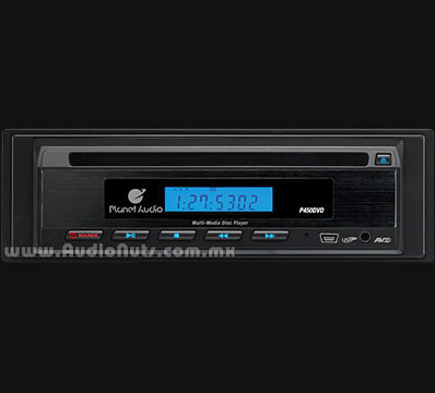 Auto Stereo DVD Planet Audio P450DVD