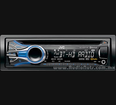 Auto Stereo JVC 2012 KD-HDR71BT