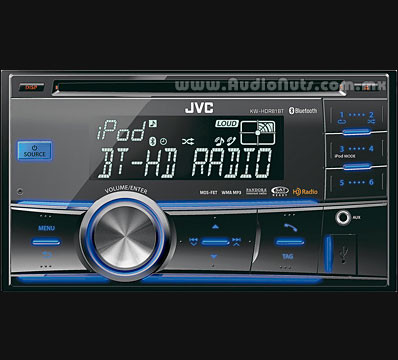 Auto Stereo JVC 2012 KW-HDR81BT