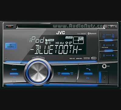 Auto Stereo JVC 2012 KW-R800BT