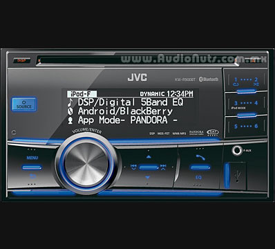 Auto Stereo JVC 2012 KW-R900BT