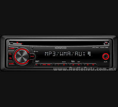 Auto Stereo Kenwood 2012 KDC-152