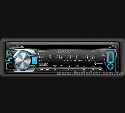 Auto Stereo Kenwood 2012 KDC-BT752HD