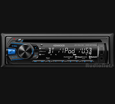 Auto Stereo USB / Bluetooth Kenwood 2014 KDC-BT318U