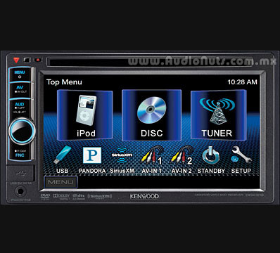 Auto Stereo Kenwood 2012 DDX319