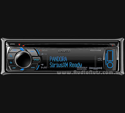 Auto Stereo Kenwood eXcelon 2012 KDC-X496