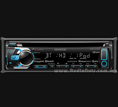 Auto Stereo Kenwood eXcelon 2013 KDC-X797