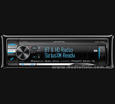 Auto Stereo Kenwood eXcelon 2013 KDC-X997