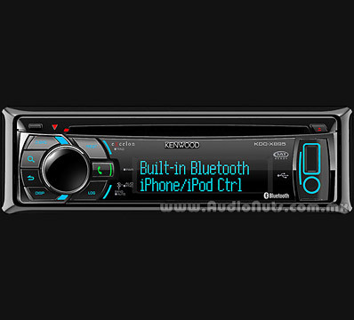 Auto Stereo Kenwood eXcelon 2011 KDC-X895