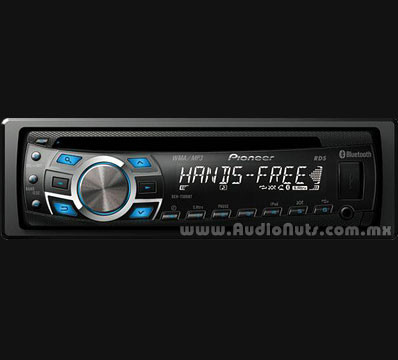 Auto Stereo Pioneer 2011 DEH-7300BT