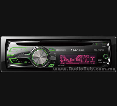 Auto Stereo Pioneer 2012 DEH-6450BT