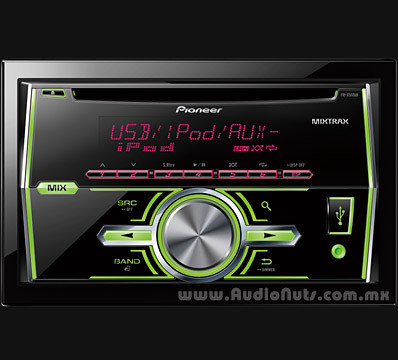 Auto Stereo Doble Din Pioneer 2013 FH-X555UI