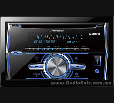 Auto Stereo Doble Din Pioneer 2013 FH-X755BT