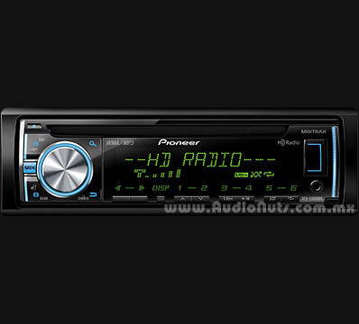 Auto Stereo CD / MP3 / USB / HD Radio Pioneer 2014 DEH-X5600HD