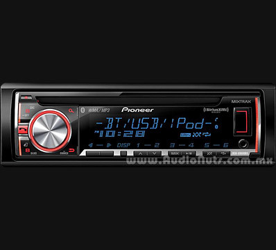 Autoestereo Pioneer DEH-X6600BS