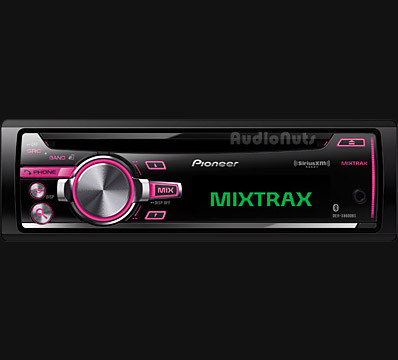 Auto Stereo Pioneer 2014 DEH-X8600BS