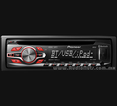 Auto Stereo Pioneer 2012 DEH-4400BT