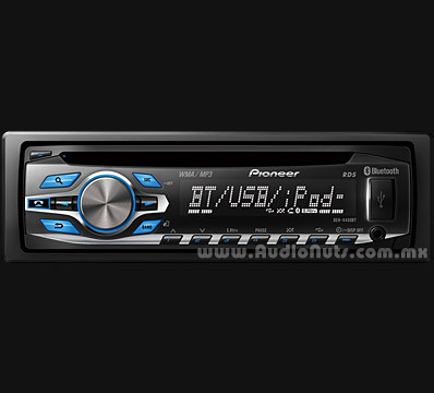 Auto Stereo Pioneer 2012 DEH-4450BT