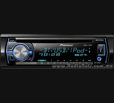 Auto Stereo Pioneer DEH-X6500BT
