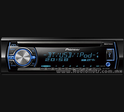 Auto Stereo Pioneer 2013 DEH-X6550BT