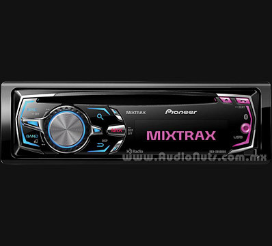 Auto Stereo Pioneer DEH-X8500BH