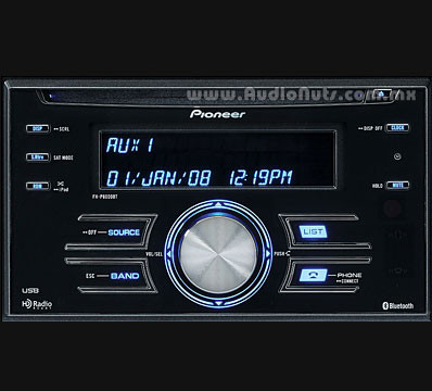 Auto Stereo Pioneer FH-P8000BT