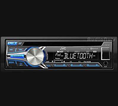 Autoestereo JVC KD-R850BT Radio USB Bluetooth