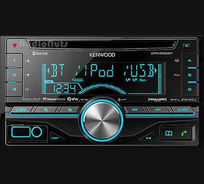 Autoestereo Kenwood DPX500BT