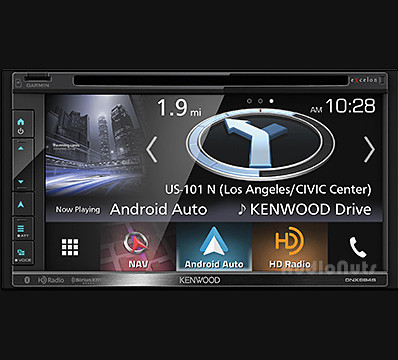 Autoestereo DVD / GPS Kenwood eXcelon DNX694S