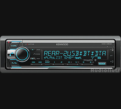 Autoestereo USB / Bluetooth Kenwood eXcelon KDC-X502
