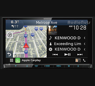 Multimedia Kenwood EXCELON Reference DNX995S