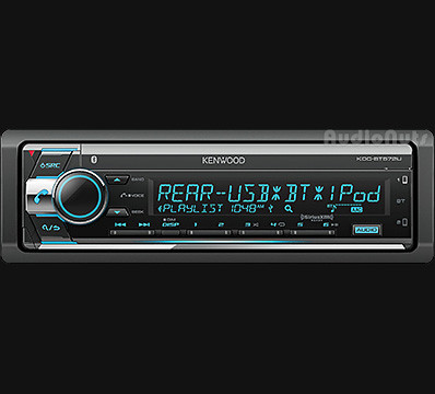 Autoestereo USB / Bluetooth Kenwood KDC-BT572U