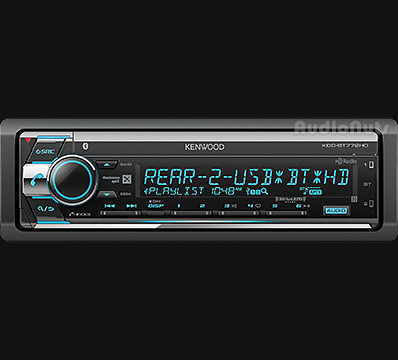 Autoestereo USB / Bluetooth Kenwood KDC-BT772HD