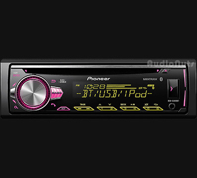 Autoestereo Pioneer CD / USB / Bluetooth DEH-S5000BT