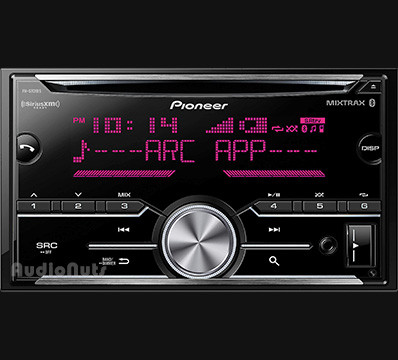 Autoestereo Pioneer 2017 FH-S701BS