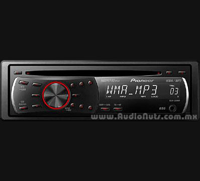 Autoestereo Pioneer DEH-1200MP