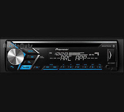 Autoestereo Pioneer CD / USB / Bluetooth DEH-S4000BT