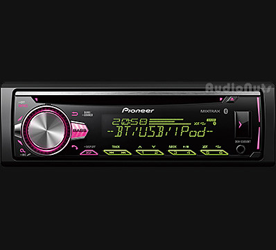 Autoestereo Pioneer CD / USB / Bluetooth DEH-S5050BT