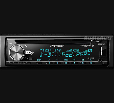 Autoestereo Pioneer CD / USB / Bluetooth DEH-S6010BS