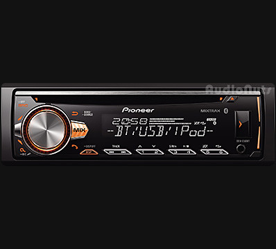 Autoestereo Pioneer CD / USB / Bluetooth DEH-X50BT
