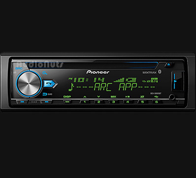 Autoestereo CD / MP3 / USB / Bluetooth Pioneer DEH-X6900BT