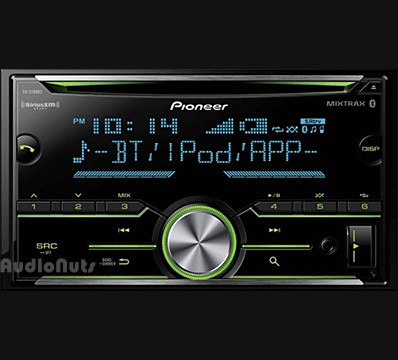 Autoestereo Doble Din Pioneer FH-S700BS