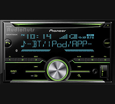 Autoestereo Pioneer FH-X731BT